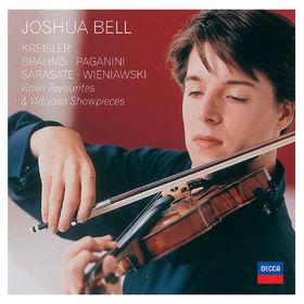 Johannes Brahms, Violin Favourites & Virtuoso Showpieces, 00028947567158