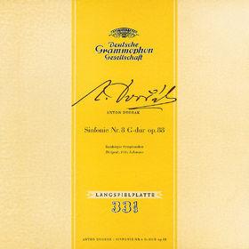 Antonín Dvorák, Sinfonie Nr. 8, 00028947754817