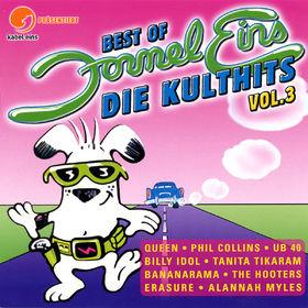 Formel Eins, Best Of Formel Eins - Die Kulthits (Vol. 3), 00602498289389