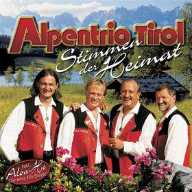 Alpentrio Tirol, Stimmen der Heimat, 00602498706572