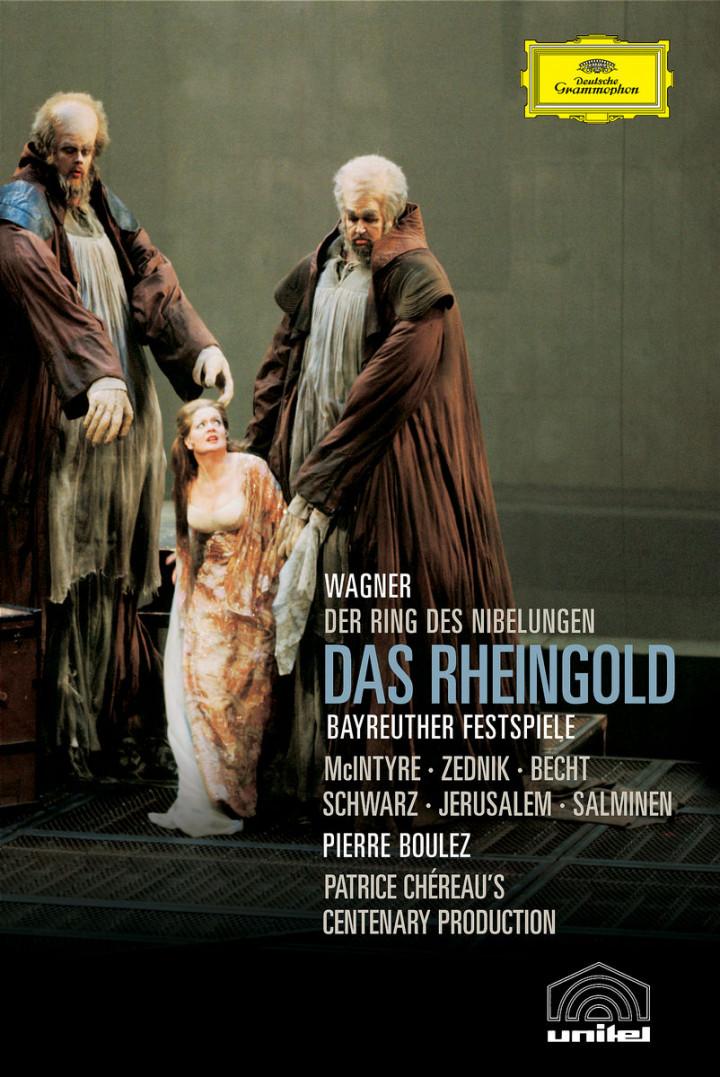 Wagner: Rheingold 0044007340585