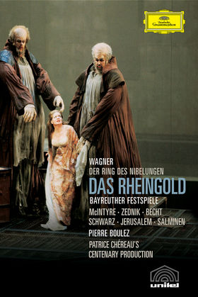 Wagner: Rheingold, 00044007340585