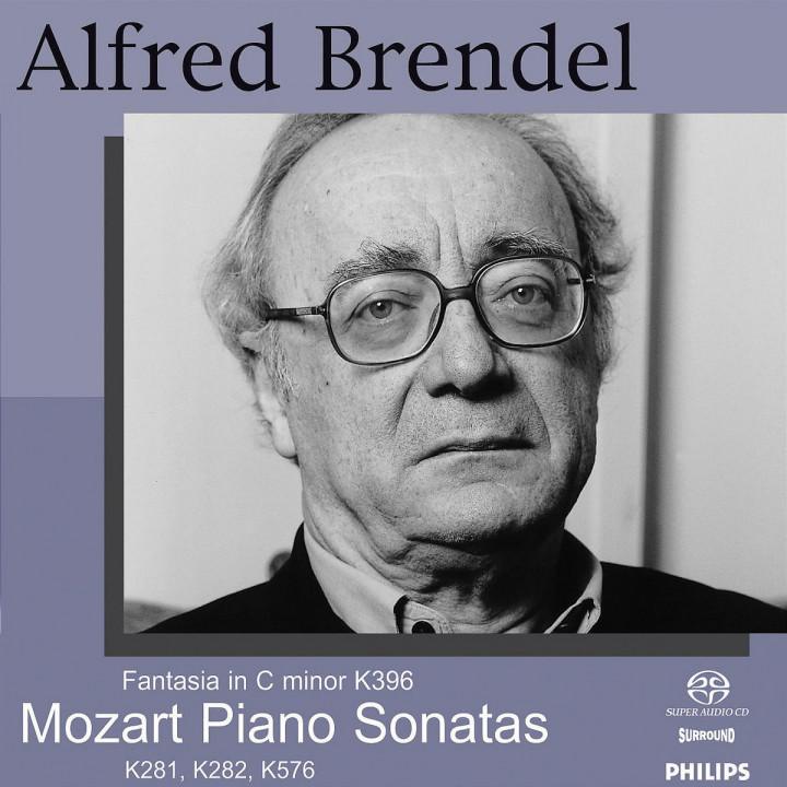 Mozart: Piano Sonatas 0028947561996