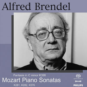 Wolfgang Amadeus Mozart, Mozart: Piano Sonatas, 00028947561996