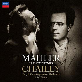 Gustav Mahler, Mahler: The Symphonies, 00028947566861