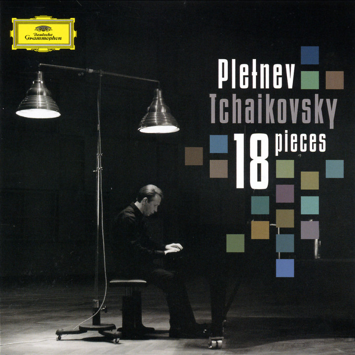 Tchaikovsky: 18 pieces for solo piano, Op. 72 0028947753780