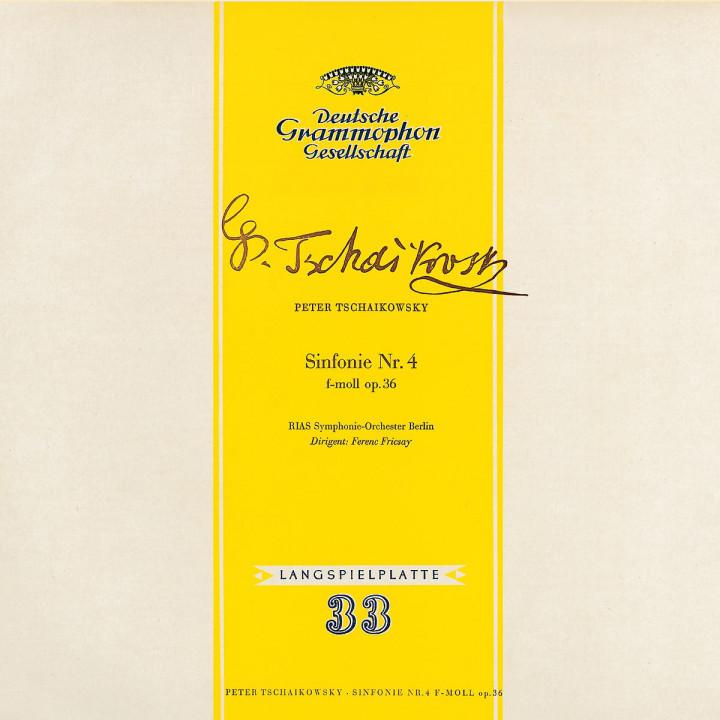 Tchaikovsky: Symphony No.4 0028947754806