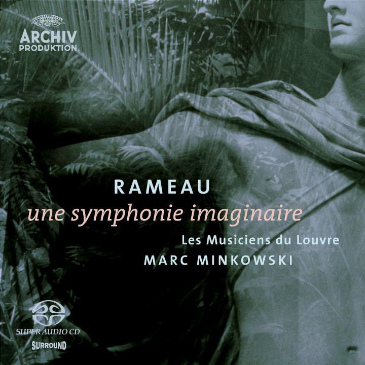 Rameau: Une symphonie imaginaire 0028947755782