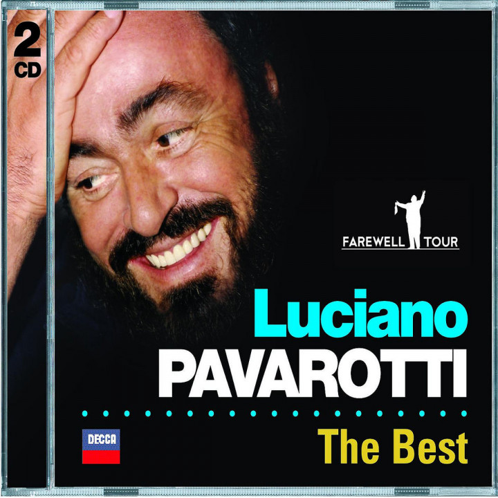 Luciano Pavarotti - The Best 0028947568166