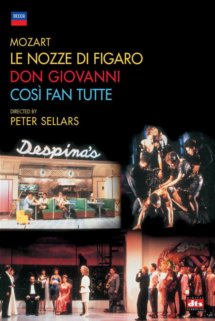 Mozart: The Da Ponte Operas 0044007430871