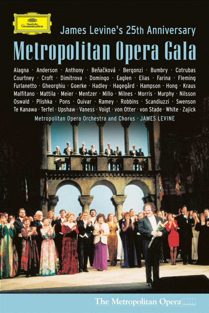 Metropolitan Opera Gala 0044007323191