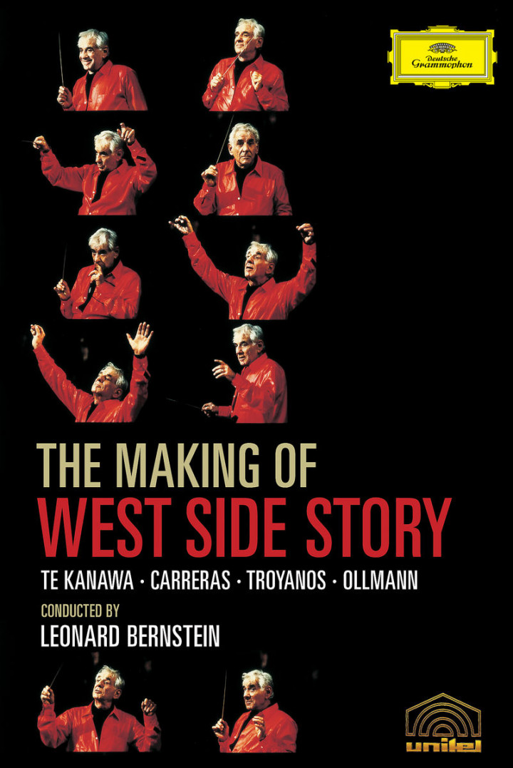 Bernstein: The making of West Side Story 0044007340541