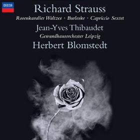 Strauss, R.: Rosenkavalier Waltzes, Burleske, 00028947565505