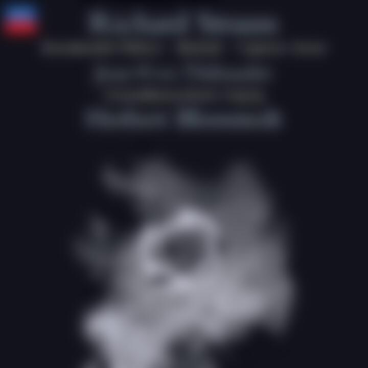 Strauss, R.: Rosenkavalier Waltzes, Burleske 0028947565509