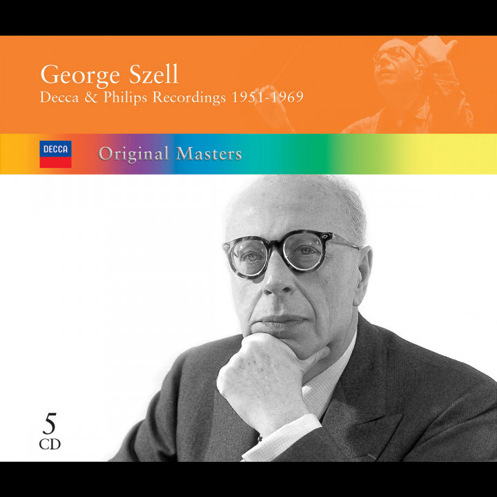 George Szell / Original Masters 0028947567800