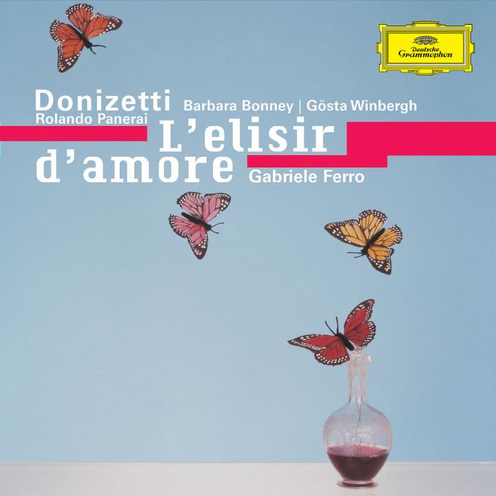 Donizetti: L'elisir d'amore 0028947755874