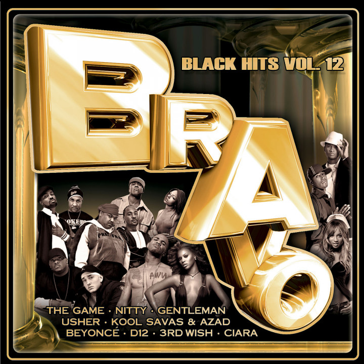 Bravo Black Hits Vol.12 0602498291151