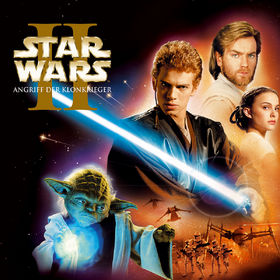 Star Wars, Episode II - Angriff der Klonkrieger, 00602498709573