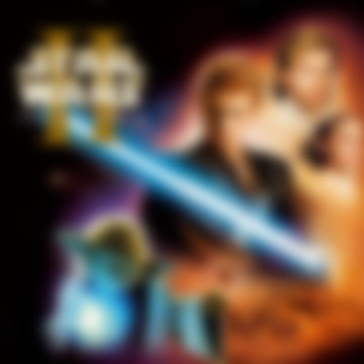 Star Wars Episode II - Angriff der Klonkrieger 0602498709571
