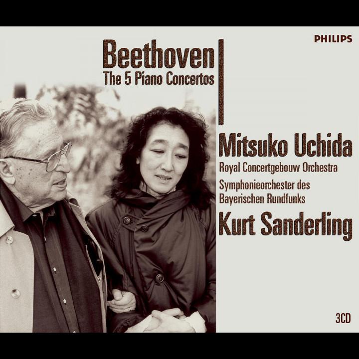 Beethoven: Complete Piano Concertos 0028947567578