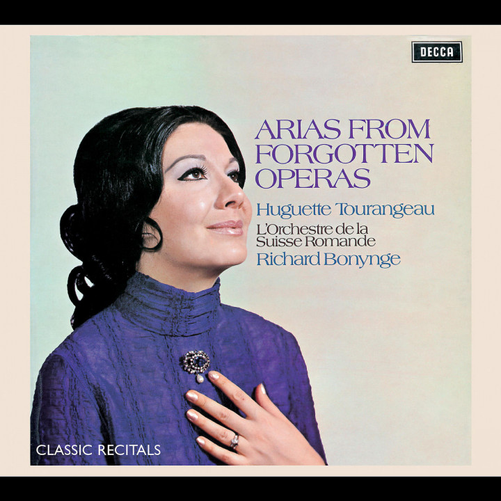 Arias From Forgotten Operas 0028947568122