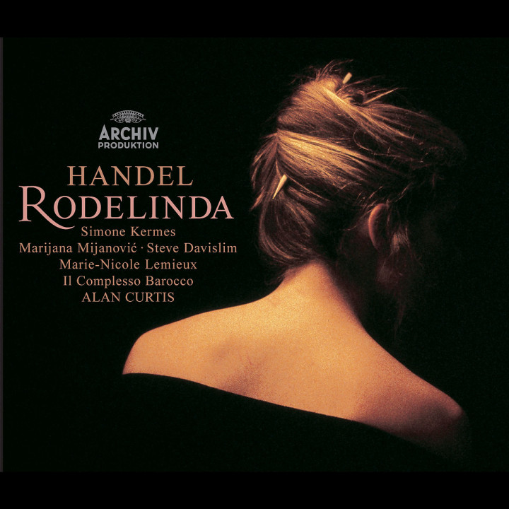 Handel: Rodelinda, HWV 19 0028947753919