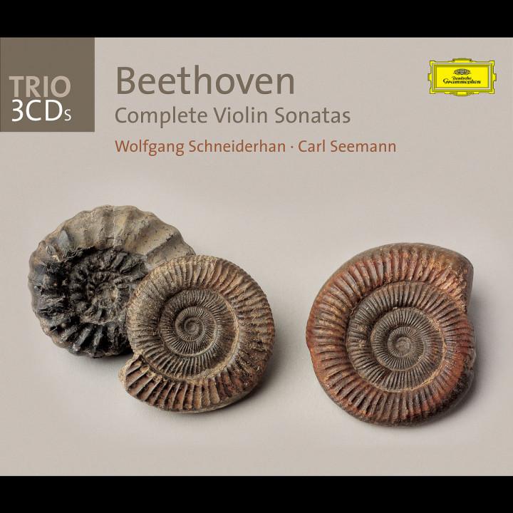 Beethoven: Complete Violin Sonatas 0028947755025