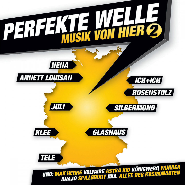 Perfekte Welle - Musik von hier (Vol. 2) 0602498299894