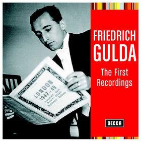 Johann Sebastian Bach, The First Recordings, 00028947630456
