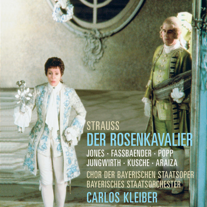 Strauss, R.: Der Rosenkavalier 0044007340725