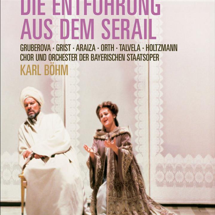 Mozart, W.A.: Die Entführung aus dem Serail 0044007340758