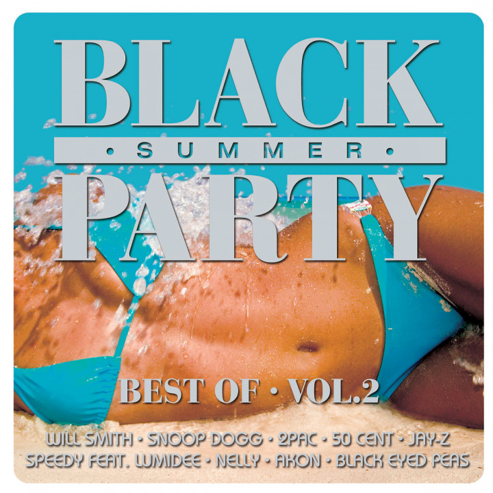 Best Of Black Summer Party (Vol. 2) 0602498300578