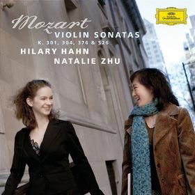 Wolfgang Amadeus Mozart, Violinsonaten KV 301,304,376,526, 00028947755722