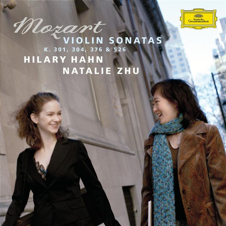 Mozart: Violin Sonatas K.301, 304, 376 & 526 0028947755726