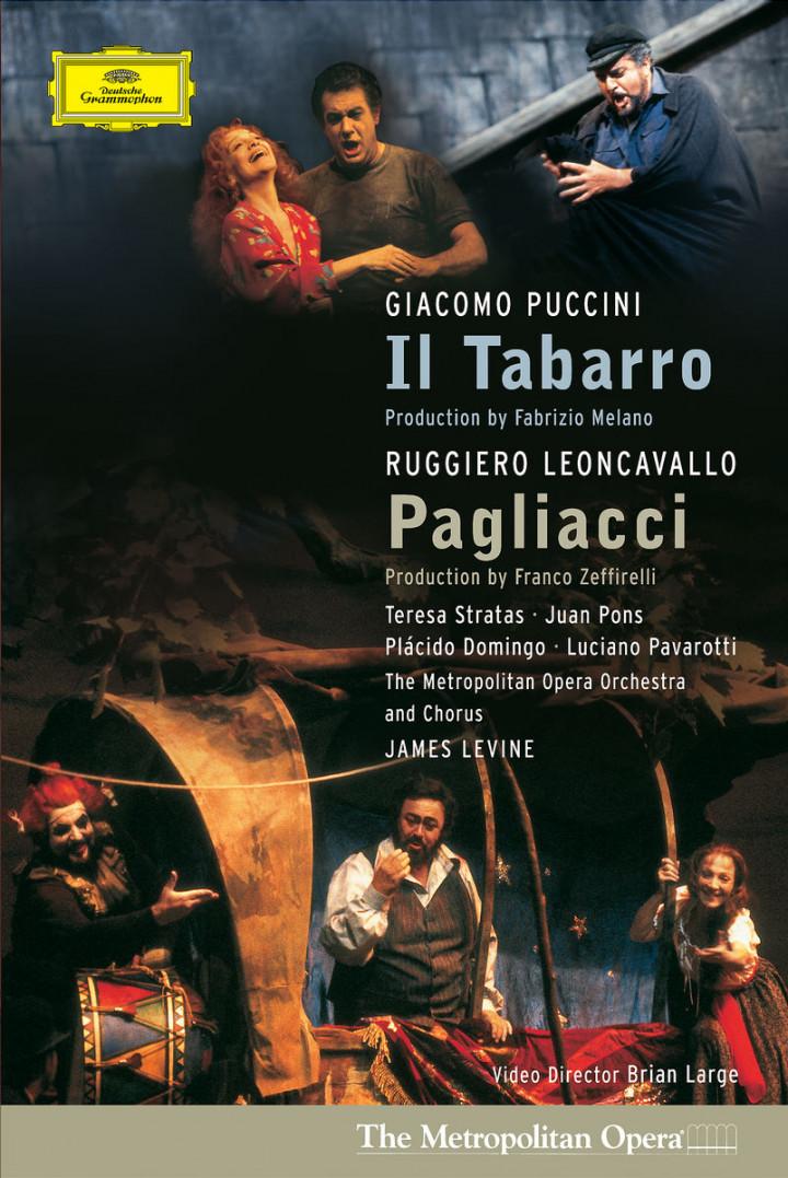 Puccini: Il Tabarro / Leoncavallo: Pagliacci 0044007340242