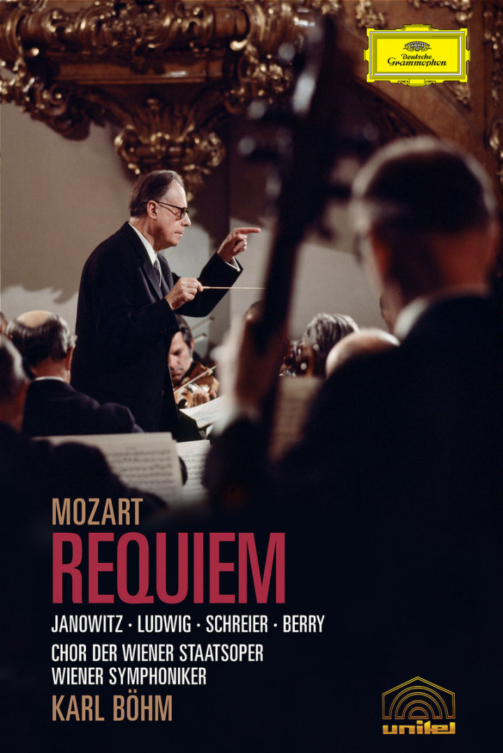 Mozart: Requiem in D minor, K.626 0044007340817