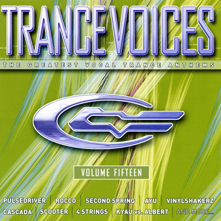 Trance Voices (Vol. 15) 0602498298262