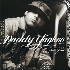 Daddy Yankee, Barrio Fino, 00602498804681