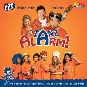 Volker Rosin, Ki.Ka Tanzalarm, 00602498718445