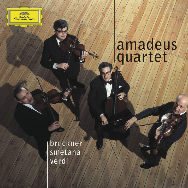 A Tribute to Norbert Brainin (Amadeus Quartet) 0028947757393