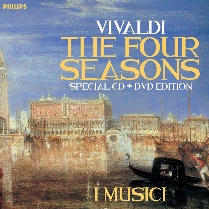 Vivaldi: The Four Seasons 0028947569400
