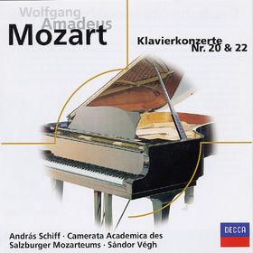 eloquence, Mozart: Concertos for Piano No. 20 & 22, 00028947678458