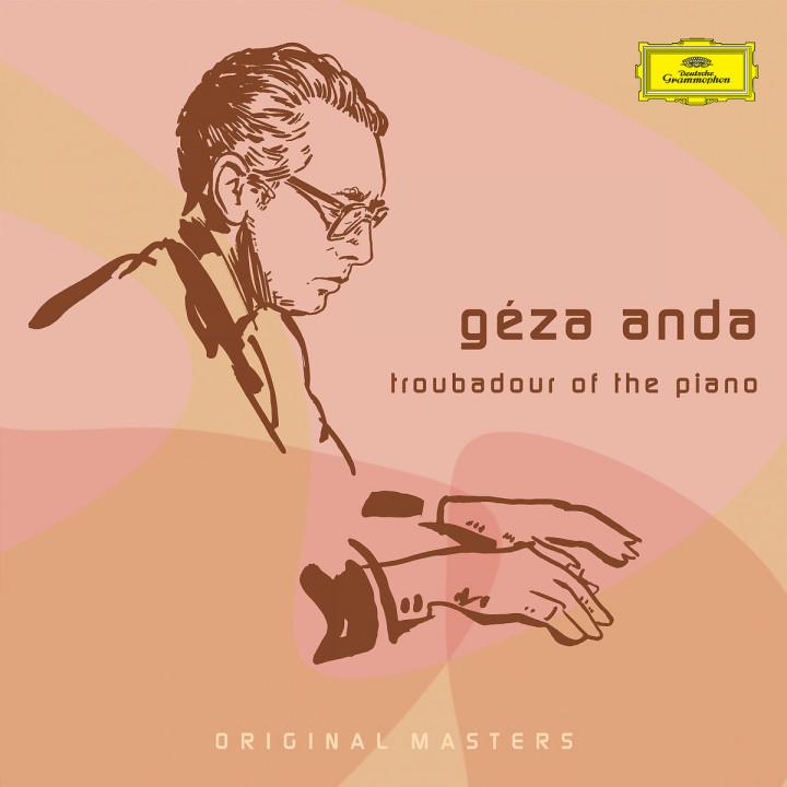Troubadour Of The Piano 0028947752893