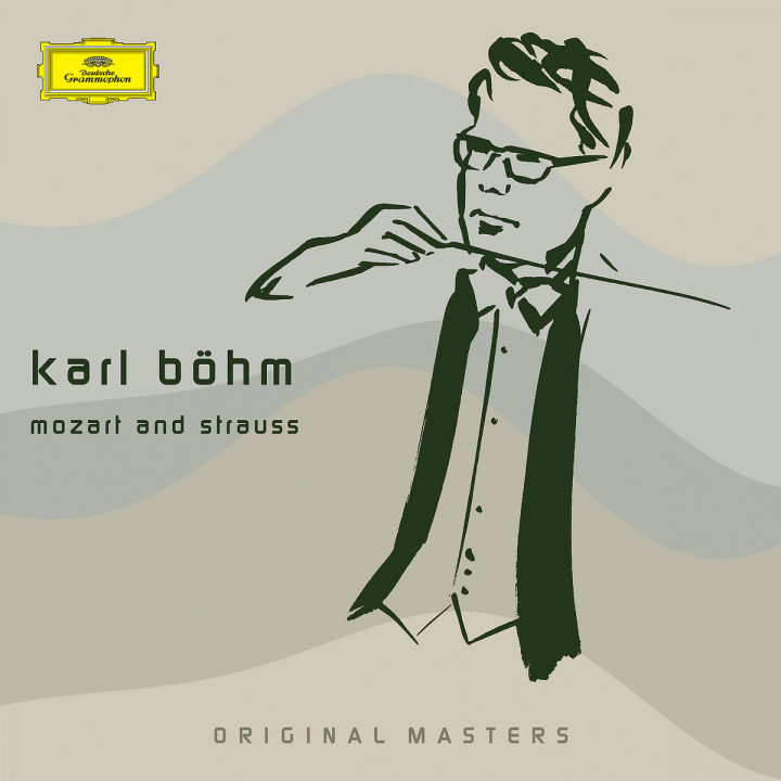 Karl Böhm - Early Mozart and Strauss Recordings 0028947752963