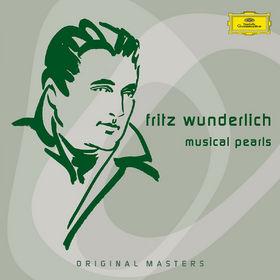 Richard Strauss, The Art Of Fritz Wunderlich, 00028947753056