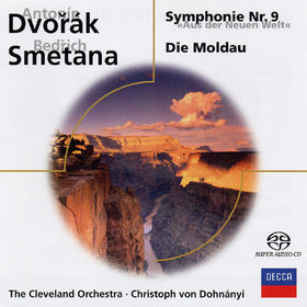 Antonín Dvorák, Dvorak - Smetana, 00028947678267