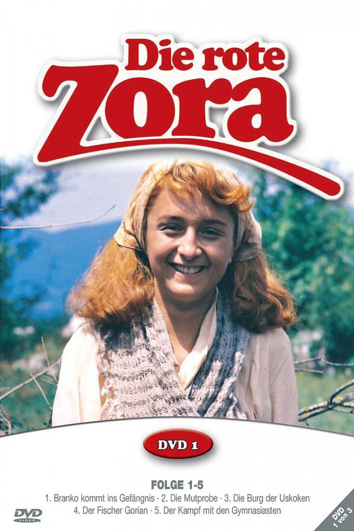 Rote Zora,Die (Dvd 1): Rote Zora,Die 4032989600540