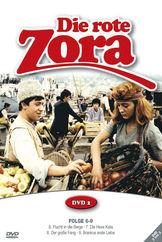 Die rote Zora, DVD 2 (Folge 6-9), 04032989600557