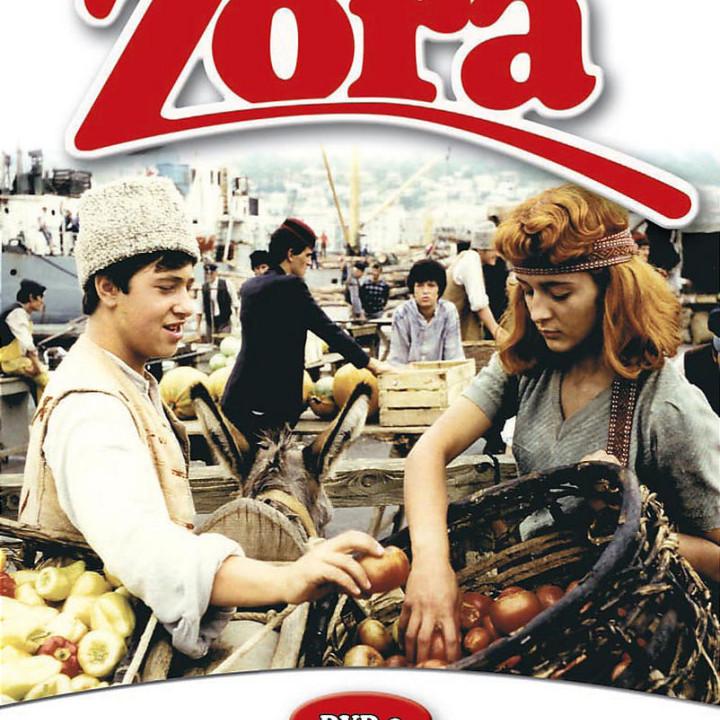 Rote Zora,Die (Dvd 2): Rote Zora,Die 4032989600551