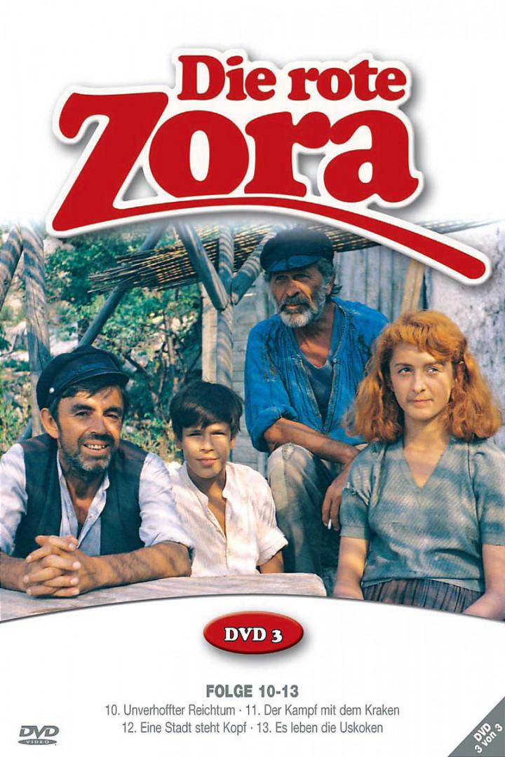 Rote Zora,Die (Dvd 3): Rote Zora,Die 4032989600562